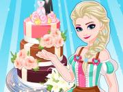 Elsa Wedding Cake Master